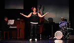 Rain Pryor & Band in rehearsal for her show  'Fried Chicken and Latkes'  on 7/19/2012 at The Actors Temple Theatre in New York City. ***EXCLUSIVE***