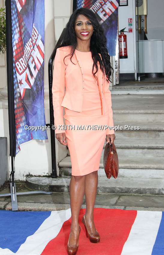 'Britain's Got Talent' Press launch, at the ICA, London - April 11th 2013..Photo by Keith Mayhew