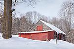 The Williams Farm in Randolph, VT, USA