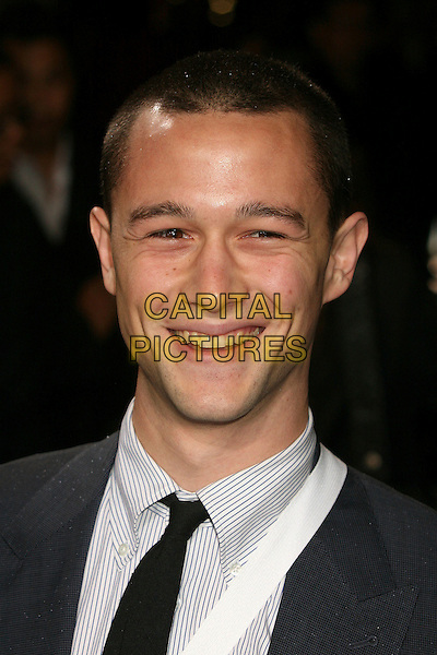 "JOSEPH GORDON LEVITT.""The Lookout"" Los Angeles Premiere at Grauman's Egyptian Theatre, Hollywood, California , USA..March 20th, 2007.headshot portrait .CAP/ADM/BP.©Byron Purvis/AdMedia/Capital Pictures"