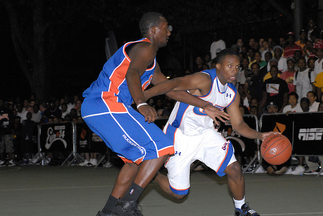 Friday, Aug. 22, 2008 -- Harlem, N.Y. -- Third annual ESPN Rise Boost Mobile Elite 24 Game