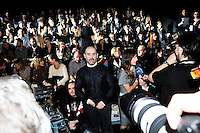 Javier Camara<br /> David Delf??n in Mercedes-Benz Fashion Week Madrid 2013