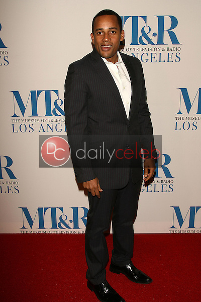 Hill Harper<br />at The Museum of Television & Radio's Annual Los Angeles Gala. Regent Beverly Wilshire Hotel, Beverly Hills, CA. 10-30-06<br />Dave Edwards/DailyCeleb.com 818-249-4998