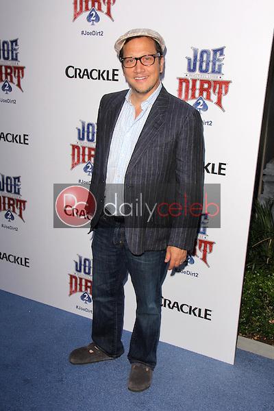 "Rob Schneider<br /> at the ""Joe Dirt 2: Beautiful Loser"" Premiere, Sony Studios, Culver City, CA 06-24-15<br /> David Edwards/DailyCeleb.Com 818-249-4998"