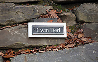 Pictured: The name of the property in Llangammarch Wells, mid Wales, UK<br /> Re: People are feared to have died in a serious house fire in Powys, Wales.<br /> Four fire crews were called to the property near Llangammarch Wells, between Llanwrtyd Wells and Builth Wells, just after midnight on Monday.<br /> Mid and West Wales Fire and Rescue Service said the blaze was &quot;well developed&quot; when firefighters arrived at the scene.<br /> It is not known how many people may have been inside the house at the time of the blaze.<br /> A Welsh Ambulance Service spokesman said it sent its Hazardous Area Response Team, as well as four crews in emergency ambulances and an ambulance officer to the scene.