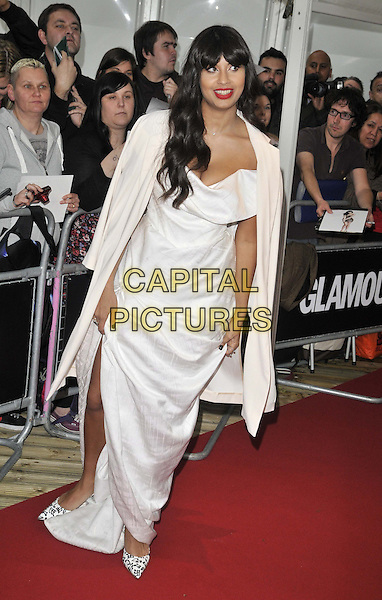 LONDON, ENGLAND - JUNE 03: Jameela Jamil attends the Glamour Women Of The Year Awards 2014, Berkeley Square Gardens, Berkeley Square, on Tuesday June 03, 2014 in London, England, UK.<br /> CAP/CAN<br /> &copy;Can Nguyen/Capital Pictures