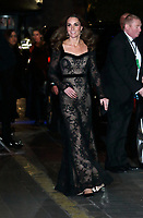 The Duke and Duchess of Cambridge arrive at the Royal Variety Performance at the London Palladium on November 18th 2019<br /> <br /> Photo by Keith Mayhew