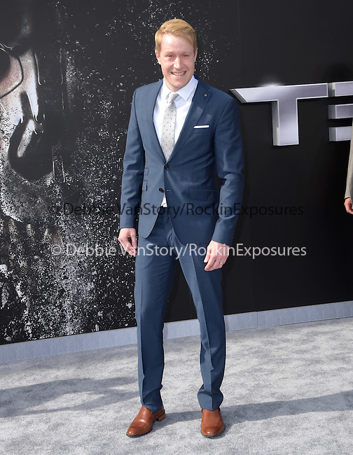 Wayne Bastrup attends The Paramount Pictures L.A. Premiere of Terminator Genisys held at The DolbyTheatre  in Hollywood, California on June 28,2015                                                                               © 2015 Hollywood Press Agency