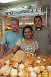 Guatemalan owners of Guatemalteca Bakery in Los Angeles, CA