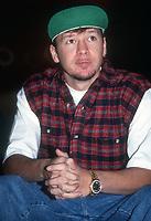 Donnie Wahlberg<br /> 1993<br /> Photo By Michael Ferguson/CelebrityArchaeology.com