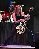 "MIAMI, FL - NOVEMBER 04: Jeff ""Blando"" Bland of the Vince Neil Band performs at The Magic City Casino on November 4, 2017 in Miami, Florida. Credit Larry Marano © 2017"