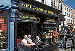 West Cornwall Pasty company, Bath, Somerset, England