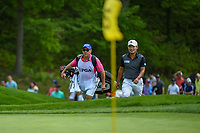 Sung Kang (USA) approaches the green on 5 during round 4 of the 2019 PGA Championship, Bethpage Black Golf Course, New York, New York,  USA. 5/19/2019.<br /> Picture: Golffile | Ken Murray<br /> <br /> <br /> All photo usage must carry mandatory copyright credit (© Golffile | Ken Murray)