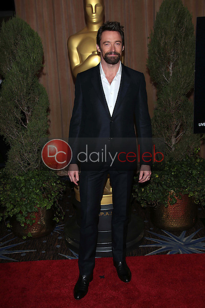 Hugh Jackman<br /> at the 85th Academy Awards Nominations Luncheon, Beverly Hilton, Beverly Hills, CA 02-04-13<br /> David Edwards/DailyCeleb.com 818-249-4998