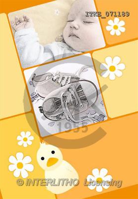 Isabella, BABIES, paintings, baby, yell(ITKE071189,#B#) bébé, illustrations, pinturas ,everyday