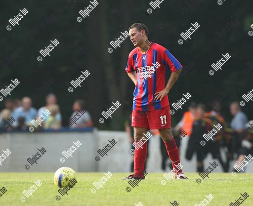 2009-06-28 / voetbal / SK Rapid Leest seizoen 2009-2010 / Meftah Kamal..Foto: Maarten Straetemans (SMB)