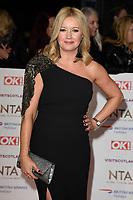 Alexandra Fletcher<br /> arriving for the National TV Awards 2019 at the O2 Arena, London<br /> <br /> ©Ash Knotek  D3473  22/01/2019