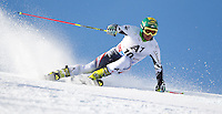SOELDEN, AUSTRIA, 27.10.2013 - COPA DO MUNDO DE ESQUI ALPINO -  Philipp Schoerghofer da Austria durante execução do Audi FIS Copa do Mundo de Esqui Alpino, corrida de slalom gigante em Soelden na Austria , neste domingo, 27. (Foto: Primoz Jeroncic / Pixathlon / Brazil Photo Press).