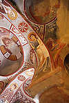 Images of Turkey. The Amazing Frescos of the 11th and 12th DARK CHURCH. GORME. CAPPADOCIA