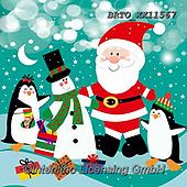 Alfredo, CHRISTMAS SANTA, SNOWMAN, WEIHNACHTSMÄNNER, SCHNEEMÄNNER, PAPÁ NOEL, MUÑECOS DE NIEVE, paintings+++++,BRTOXX11567,#x#