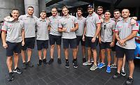 Tonga England Fan Day - 21 Nov 2017