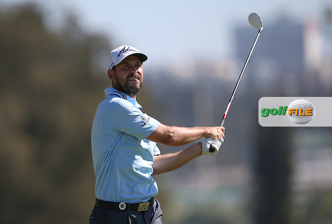 David Howell (ENG) slipped four positions after a round of 71 during Round Three of the Africa Open 2015 at the East London Golf Club, East London, Eastern Cape, South Africa. Picture:  David Lloyd / www.golffile.ie. 07/03/2015