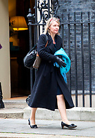LONDON, UNITED KINGDOM - NOVEMBER 06: Guest at a Cabinet meeting at 10 Downing Street in central London. November 06, 2018 in London, England. <br /> CAP/GOL<br /> &copy;GOL/Capital Pictures