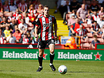 Paul Coutts of Sheffield Utd during the English Championship League match at Bramall Lane Stadium, Sheffield. Picture date: August 5th 2017. Pic credit should read: Simon Bellis/Sportimage
