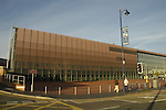 Vew of Millennium Point Birmingham England