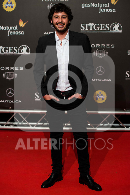 "Javier Pereira during the red carpet of the presentation of the film ""Que Dios Nos Perdone"" at Festival de Cine Fantastico de Sitges in Barcelona. October 14, Spain. 2016. (ALTERPHOTOS/BorjaB.Hojas)"