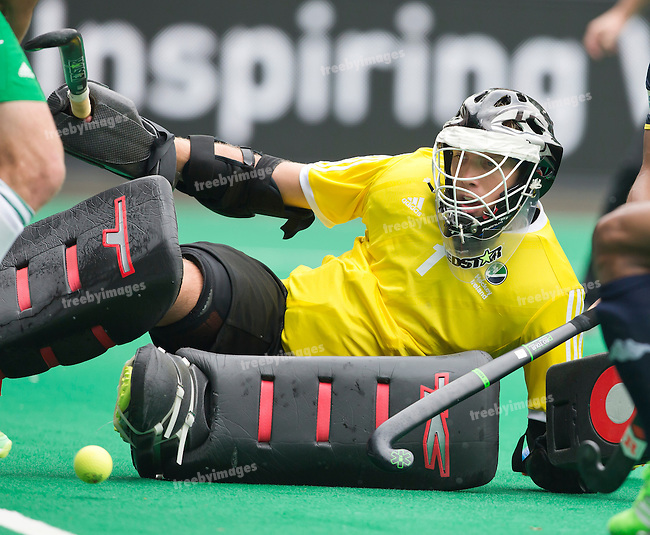 05/07/2015<br /> HWL Semi Final Antwerp Belgium 2015<br /> Ireland v Malaysia Men 5-6<br /> Roslan  Jamaluddin<br /> Photo: Grant Treeby
