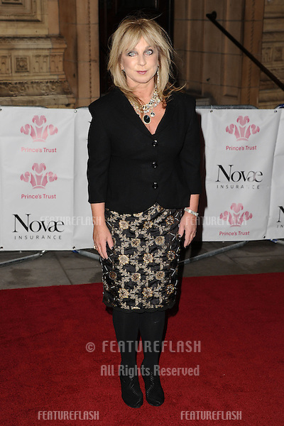 Helen Lederer arriving for the Prince's Trust Comedy Gala at the Royal Albert Hall, London. 28/11/2012 Picture by: Steve Vas / Featureflash