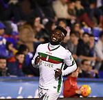Granada CF's Success during La Liga match. December 12, 2015. (ALTERPHOTOS/Javier Comos)