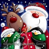 Roger, CHRISTMAS SANTA, SNOWMAN, WEIHNACHTSMÄNNER, SCHNEEMÄNNER, PAPÁ NOEL, MUÑECOS DE NIEVE, paintings+++++,GBRM0349,#x#