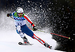 WHISTLER, BC - FEBRUARY 23: Bode Miller of the USA competes during the Men's Giant Slalom at the Whistler Creekside during the Vancouver 2010 Winter Olympics on February 23, 2010 in Vancouver, Canada. (Photo by Donald Miralle)