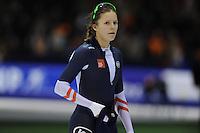 SCHAATSEN: HEERENVEEN: IJsstadion Thialf, 08-02-15, World Cup, 500 Ladies Division A, Vanessa Bittner (AUT), ©foto Martin de Jong