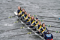Crew: 133  Merion Mercy Academy  Event: Girls CHAMP eights<br /> <br /> Schools' Head of the River 2017<br /> <br /> To purchase this photo, or to see pricing information for Prints and Downloads, click the blue 'Add to Cart' button at the top-right of the page.
