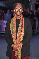 "Clarke Peters<br /> arriving for the London Film Festival 2017 closing gala of ""Three Billboards"" at Odeon Leicester Square, London<br /> <br /> <br /> ©Ash Knotek  D3337  15/10/2017"
