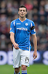 St Johnstone FC Season 2015-16<br /> Joe Shaughnessy<br /> Picture by Graeme Hart.<br /> Copyright Perthshire Picture Agency<br /> Tel: 01738 623350  Mobile: 07990 594431