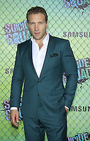NEW YORK, NY-August 01: Jai Courtney at Warner Bros. Pictures & DC, Atlas Entertainment  presents the World Premiere of Suicide Squad  at the Beacon Theatre in New York. NY August 01, 2016. Credit:RW/MediaPunch