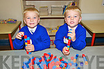 Kilflynn Twins : Twins Cillian & Ryan Hurley's first day at Kilflynn NS.