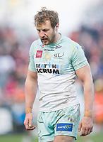 Picture by Allan McKenzie/SWpix.com - 11/02/2018 - Rugby League - Betfred Super League - Castleford Tigers v Widnes Vikings - the Mend A Hose Jungle, Castleford, England - Chris Dean.