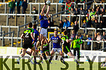 Tommy Walsh Kerry in action against  Mayo in the first round of the National Football League at Fitzgerald Stadium Killarney on Sunday.
