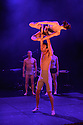 """Edinburgh, UK. 03.08.2016. Assembly present a selection of their shows at the 2016 Assembly Festival Gala Launch. Picture shows: Casus Circus in """"Driftwood"""". Photograph © Jane Hobson."""