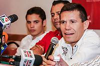 Chavez Rueda de Prensa