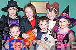 Having spooky fun at the Halloween party in the Castlemaine Resource centre on Friday night was l-r: Martina Carey, Eoin, Niamh, Gearoid Ladden, Tara Ahern and Marian Dennehy Castlemaine    Copyright Kerry's Eye 2008