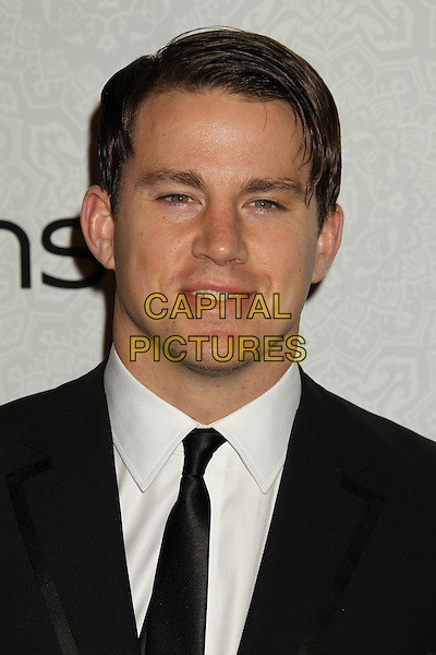 CHANNING TATUM .Attending The Art of Elysium's 3rd Annual Black Tie Charity Gala Heaven at the Beverly Hilton, Beverly Hills, CA, USA, January 16th 2010. .arrivals portrait headshot black tie .CAP/ADM/MJ.©Michael Jade/Admedia/Capital Pictures