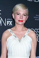 New York, NY - April 8: Michelle Williams at the premiere of the FX Series Fosse in New York City on April 08, 2019. <br /> CAP/MPI/RW<br /> &copy;RW/MPI/Capital Pictures