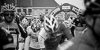 Nokere Koerse 2012.Iljo Keisse at the start