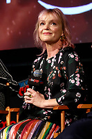NEW YORK, NY - OCTOBER 6: Miranda Richardson at the Good Omens panel during the 2018 New York Comic Con at The Hulu Theatre at Madison Square Garden in New York City on October 6, 2018. <br /> CAP/MPI99<br /> ©MPI99/Capital Pictures